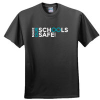 Make Our Schools Safe Basic Tee  Thumbnail