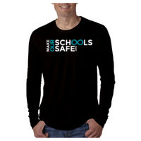 Unisex Long Sleeve Fashion Tee Thumbnail